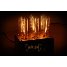 Gothic Glow Small 6 Bulb Lamp